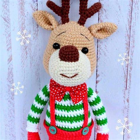 amigurumi pattern christmas christmas deer amigurumi pattern amigurumi today