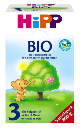 ab wann folgemilch babynahrung warentest de hipp 3 bio folgemilchbabys