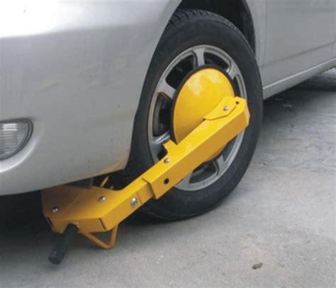 Gembok Ban Motor jual gembok roda mobil dishub harga gembok roda mobil