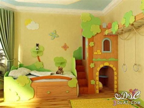 kids bedroom treehouse fun kids room bed tree house playground fort https