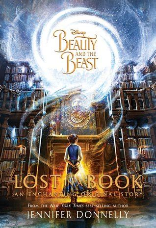 finding in the beast books and the beast lost in a book by donnelly
