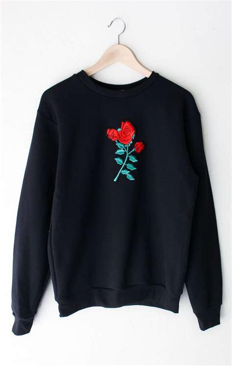 Sweater Hoodie Hitam 1 oversized sweatshirt