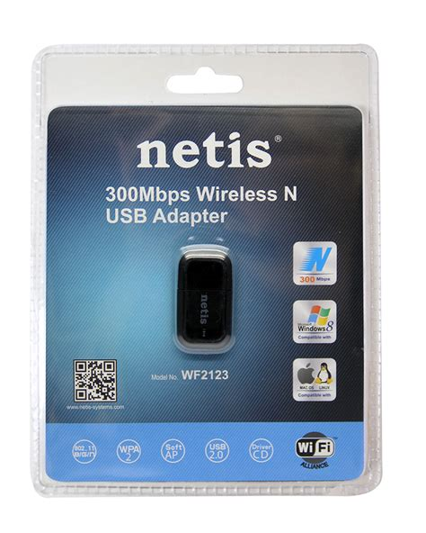 Usb Wifi Netis Wf2123 netis wf2123 300mbps wireless n usb adapter ebay