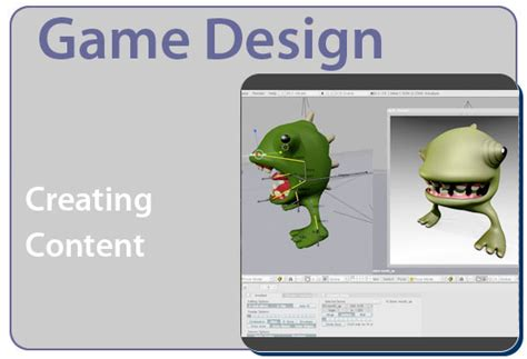 game design introduction creating content introduction
