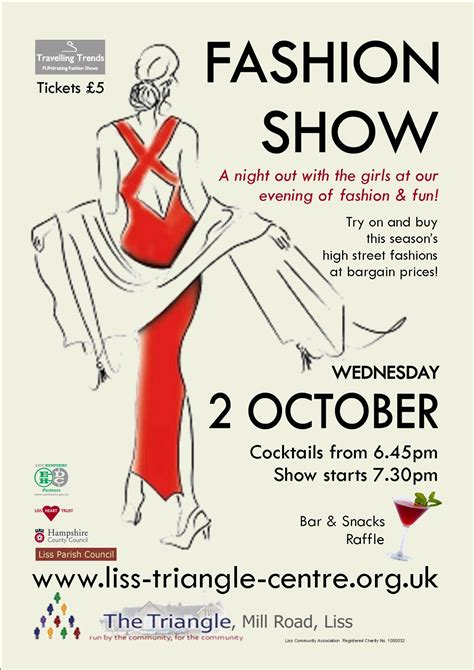 fashion show ticket template 1000 images about poster inspiration on york