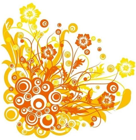 free vector graphics clipart flower swirl vector free vector 12 103 free