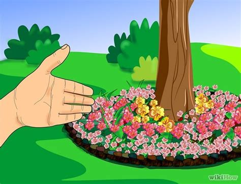 how to plant a flower bed 8 best images about flagpole landscape on pinterest