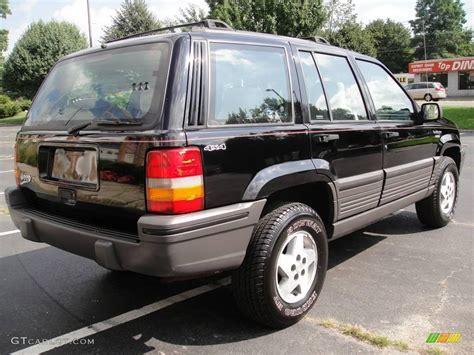 1995 black jeep grand laredo 4x4 18234108 photo 6 gtcarlot car color galleries