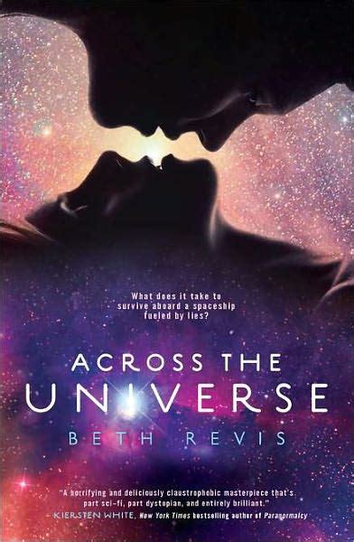 Novel 2nd I Am Number Four across the universe by beth revis as twisted as fretzels