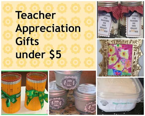 Thank You Gifts For Teachers Handmade - diy and handmade apreciation gifts