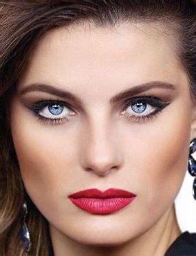 hair isabeli fontana beauty hair make 440 best supermodel s make images on pinterest lipstick