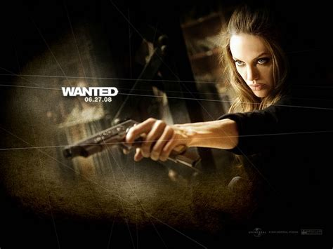 film action wanted angelina jolie photo wanted movie 1 wallcoo net