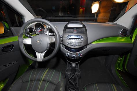 chevrolet spark interni chevrolet spark piccola berlina 5 porte dall animo