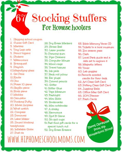 stocking stuffer search results for printable stocking stuffers