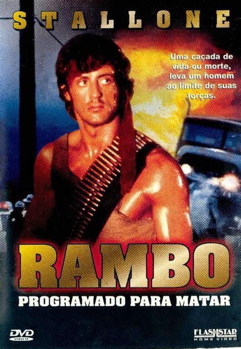 film de rambo rambo programado para matar filme 1983 adorocinema