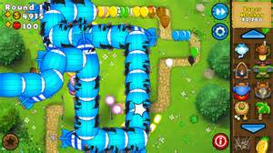 Bloons td 5 games for android bloons td 5 fancy tower defense
