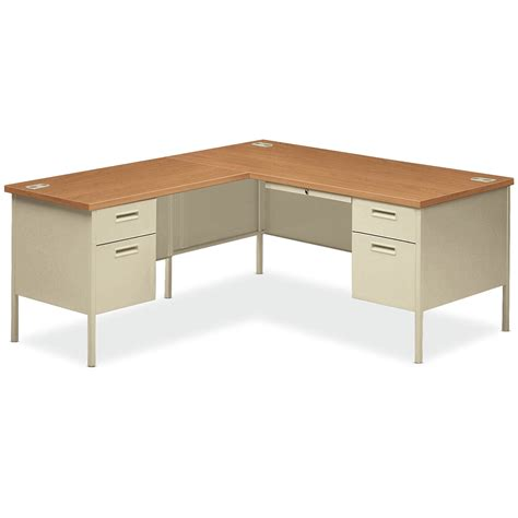Metro Classic L Shape Desk Left Arthur P O Hara Rent Office Desk