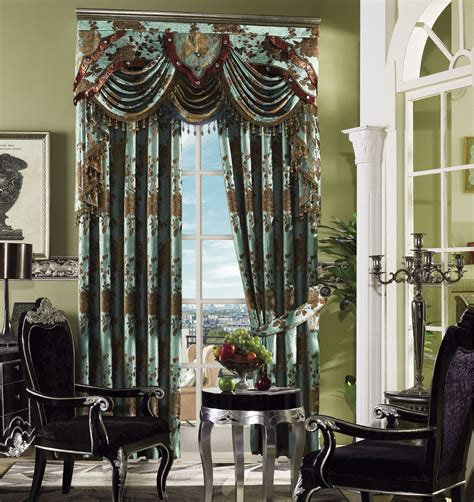 livingroom valances living room fancy valances for living room with green
