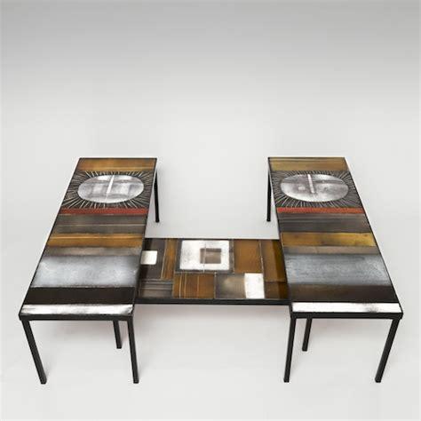 Metal Decor Roger Capron Table Basse Soleil