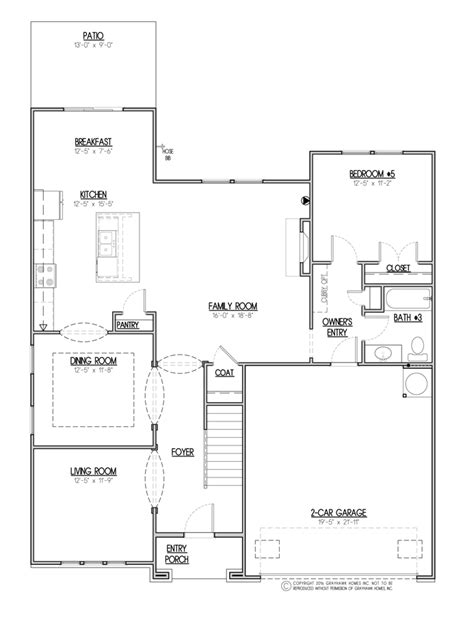 Sycamore Floor Plan | sycamore floor plan rose anne erickson realty