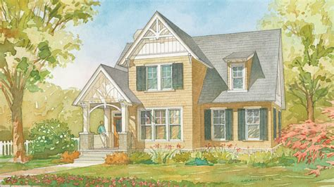 small farmhouse plans with photos 18 small house plans southern living