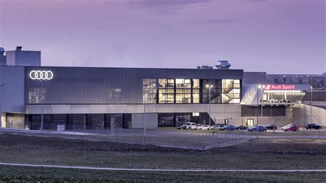 audi germany headquarters audi quattro division renamed audi sport