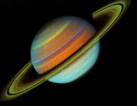 what color is saturn cassini solstice mission saturn color variation