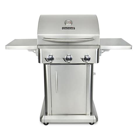 Kitchenaid Grill With Sear Kitchenaid 4 Burner Propane Gas Grill In Stainless Steel