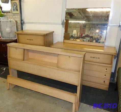 formica bedroom set mid century ward mfg co birch formica bedroom set mid