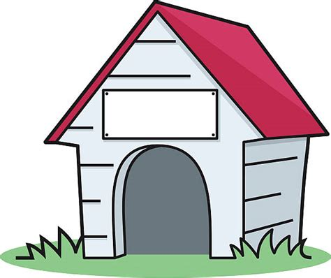 clipart dog house royalty free dog house clip art vector images illustrations istock