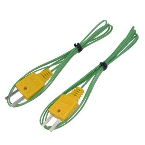 Probe Sensor Thermocouple Probe Digital Temperature K Type 50650 k type thermocouple wire for digital thermometer temperature sensor probe tc1 2p ebay