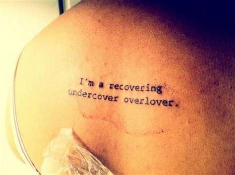 erykah badu tattoo erykah badu overlover quote recovering song image