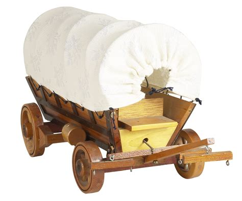 How To Make A Paper Wagon - how to build a covered wagon model for sciencing