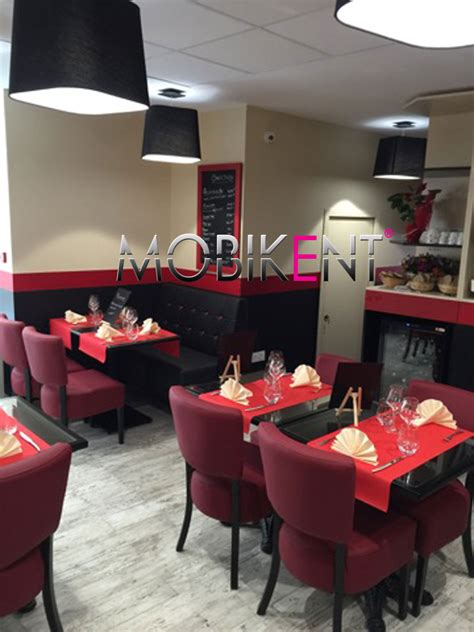 Aménagement D Un Studio by Banquette Design Food