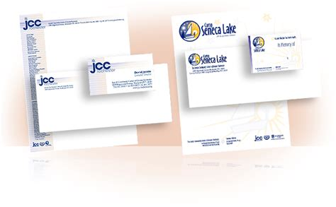 business letterhead and business cards david occhino design corporate identity custom