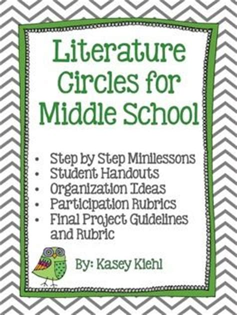 themes middle school literature 500 best images about reading lesson plans on pinterest