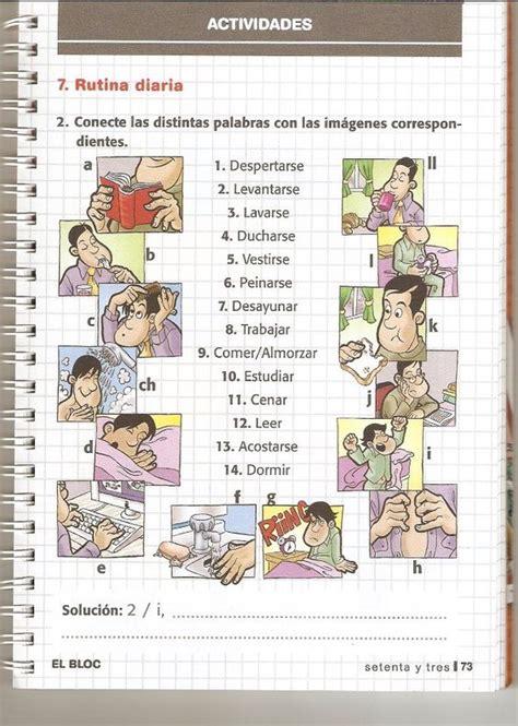 verbos reflexivos y rutina diaria con el sr bean vocabulario rutina diaria verbos reflexivos practicas culturales
