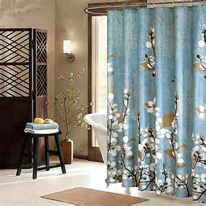 buy asian shower curtain from bed bath beyond