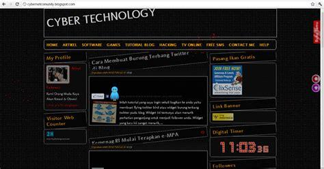 membuat tulisan berjalan online cara membuat tulisan berjalan di menu tab di blog cyber