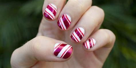 tutorial nail art dengan air tutorial nail art manis bergaya permen merdeka com