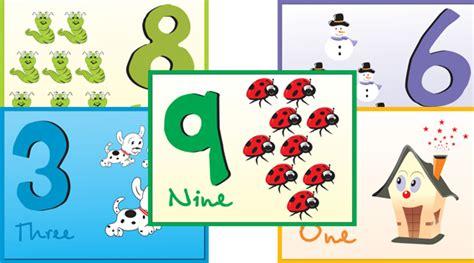 imagenes numeros ingles n 250 meros en ingl 233 s del 1 al 10 fichas infantil