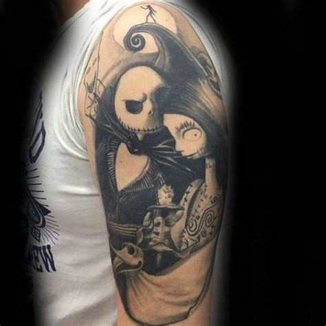 the night before christmas tattoo designs 100 nightmare before tattoos for design ideas
