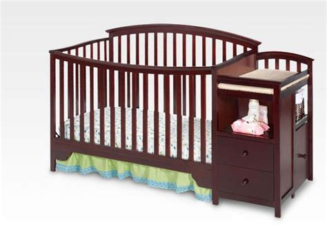 Delta Cambridge Crib And Changer by The World S Catalog Of Ideas