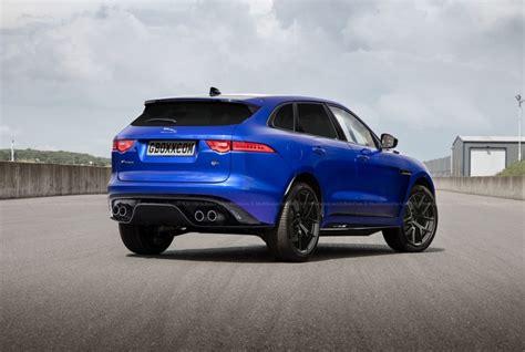 jaguar svr 2019 2019 jaguar f pace svr exterior new auto car preview