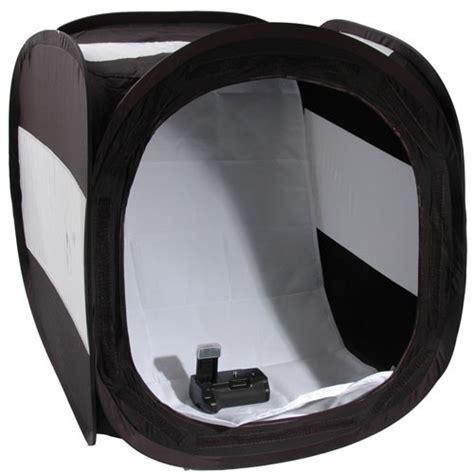 gabbia di luce gabbia di luce 80x80cm nera attrezzature professionali