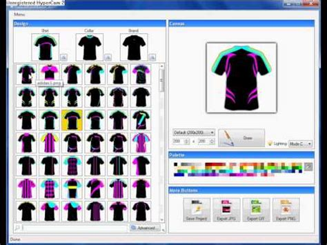 jersey design online software how to get and use smartshirt designer 2 youtube