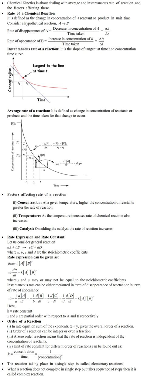 tutorial questions on chemical kinetics chemical kinetics iit jee questions preparation tips