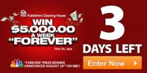 Who Won Publishers Clearing House August 2017 - follow this quot recipe quot to win a kitchen makeover pch blog