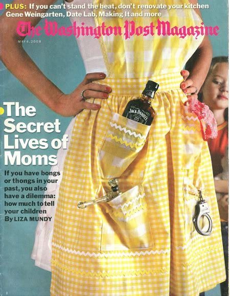 Heart Apron Without A Stitch Washington Magazine