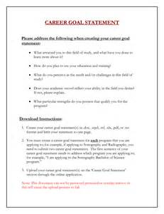 best photos of goal statement exles professional goal statement exles graduate goal